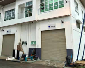 Labuan Branch Office (1,800 sqft)