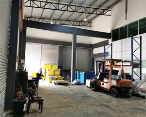 Labuan Branch Workshop (3,000 sqft)