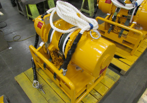 Custom Marine Deck Machinery and Systems