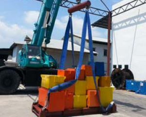 Rental of Load Test Equipment